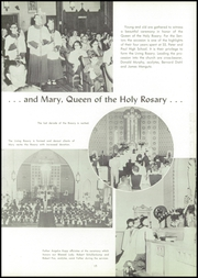 Page 17, 1956 Edition, Saints Peter and Paul High School - Yearbook (Saginaw, MI) online yearbook collection
