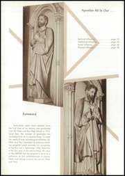 Page 6, 1956 Edition, Saints Peter and Paul High School - Yearbook (Saginaw, MI) online yearbook collection