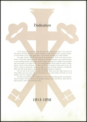Page 7, 1956 Edition, Saints Peter and Paul High School - Yearbook (Saginaw, MI) online yearbook collection