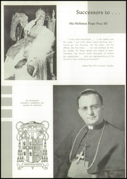 Page 8, 1956 Edition, Saints Peter and Paul High School - Yearbook (Saginaw, MI) online yearbook collection