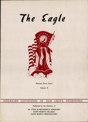 Page 5, 1947 Edition, St Mary Preparatory High School - Eagle Yearbook (Orchard Lake, MI) online yearbook collection
