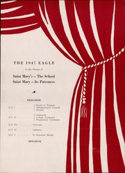 Page 9, 1947 Edition, St Mary Preparatory High School - Eagle Yearbook (Orchard Lake, MI) online yearbook collection