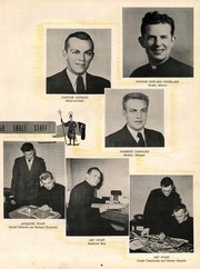 Page 9, 1950 Edition, St Mary Preparatory High School - Eagle Yearbook (Orchard Lake, MI) online yearbook collection