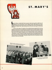 Page 10, 1954 Edition, St Mary Preparatory High School - Eagle Yearbook (Orchard Lake, MI) online yearbook collection