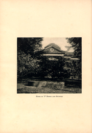 Page 11, 1919 Edition, Franklin College - Almanack Yearbook (Franklin, IN) online yearbook collection
