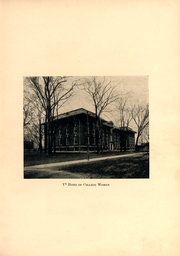 Page 14, 1919 Edition, Franklin College - Almanack Yearbook (Franklin, IN) online yearbook collection