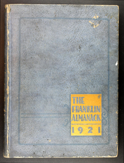 Page 1, 1920 Edition, Franklin College - Almanack Yearbook (Franklin, IN) online yearbook collection