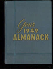 Franklin College - Almanack Yearbook (Franklin, IN) online yearbook collection, 1949 Edition, Page 1