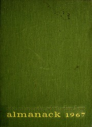 1967 Edition, Franklin College - Almanack Yearbook (Franklin, IN)