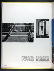 Page 10, 1971 Edition, Franklin College - Almanack Yearbook (Franklin, IN) online yearbook collection