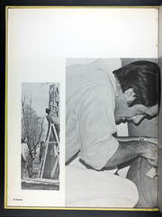 Page 12, 1971 Edition, Franklin College - Almanack Yearbook (Franklin, IN) online yearbook collection
