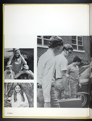 Page 8, 1971 Edition, Franklin College - Almanack Yearbook (Franklin, IN) online yearbook collection