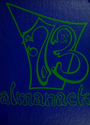 1973 Edition, Franklin College - Almanack Yearbook (Franklin, IN)