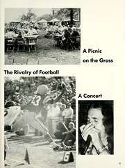 Page 15, 1974 Edition, Franklin College - Almanack Yearbook (Franklin, IN) online yearbook collection