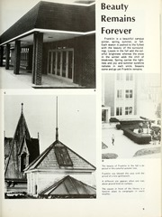 Page 13, 1975 Edition, Franklin College - Almanack Yearbook (Franklin, IN) online yearbook collection