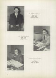 Page 16, 1956 Edition, Western Michigan Christian High School - Torch Yearbook (Muskegon, MI) online yearbook collection