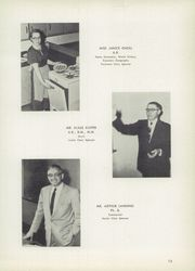 Page 17, 1956 Edition, Western Michigan Christian High School - Torch Yearbook (Muskegon, MI) online yearbook collection