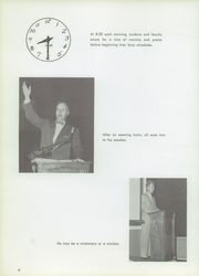 Page 10, 1958 Edition, Western Michigan Christian High School - Torch Yearbook (Muskegon, MI) online yearbook collection