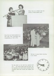 Page 11, 1958 Edition, Western Michigan Christian High School - Torch Yearbook (Muskegon, MI) online yearbook collection