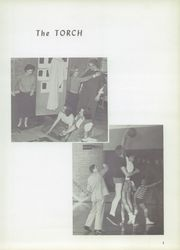 Page 7, 1958 Edition, Western Michigan Christian High School - Torch Yearbook (Muskegon, MI) online yearbook collection