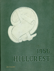 Page 1, 1956 Edition, Bloomfield Hills High School - Hillcrest Yearbook (Bloomfield, MI) online yearbook collection