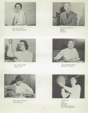 Page 15, 1956 Edition, Bloomfield Hills High School - Hillcrest Yearbook (Bloomfield, MI) online yearbook collection