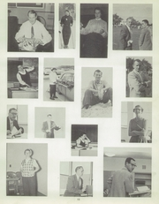 Page 17, 1956 Edition, Bloomfield Hills High School - Hillcrest Yearbook (Bloomfield, MI) online yearbook collection