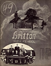 Page 10, 1949 Edition, Britton Macon High School - Brittonian Yearbook (Britton, MI) online yearbook collection