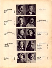Page 17, 1949 Edition, Britton Macon High School - Brittonian Yearbook (Britton, MI) online yearbook collection