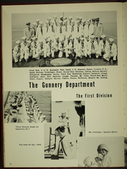Page 16, 1954 Edition, Warrington (DD 843) - Naval Cruise Book online yearbook collection