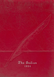 Page 1, 1954 Edition, Tekonsha High School - Indian Yearbook (Tekonsha, MI) online yearbook collection
