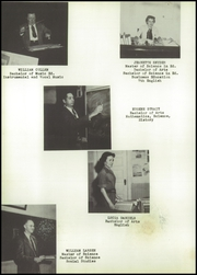 Page 10, 1954 Edition, Tekonsha High School - Indian Yearbook (Tekonsha, MI) online yearbook collection