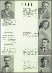 Page 13, 1954 Edition, Tekonsha High School - Indian Yearbook (Tekonsha, MI) online yearbook collection