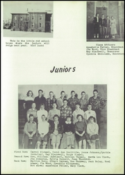 Page 17, 1954 Edition, Tekonsha High School - Indian Yearbook (Tekonsha, MI) online yearbook collection