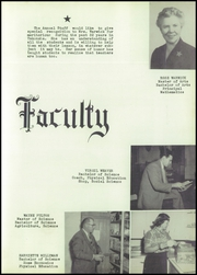 Page 9, 1954 Edition, Tekonsha High School - Indian Yearbook (Tekonsha, MI) online yearbook collection