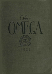 Ann Arbor High School - Omega Yearbook (Ann Arbor, MI) online yearbook collection, 1923 Edition, Page 1