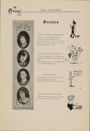 Page 13, 1924 Edition, Ann Arbor High School - Omega Yearbook (Ann Arbor, MI) online yearbook collection