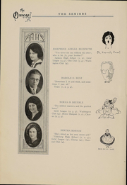 Page 15, 1924 Edition, Ann Arbor High School - Omega Yearbook (Ann Arbor, MI) online yearbook collection