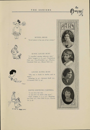 Page 16, 1924 Edition, Ann Arbor High School - Omega Yearbook (Ann Arbor, MI) online yearbook collection
