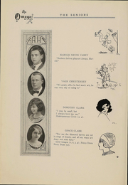 Page 17, 1924 Edition, Ann Arbor High School - Omega Yearbook (Ann Arbor, MI) online yearbook collection