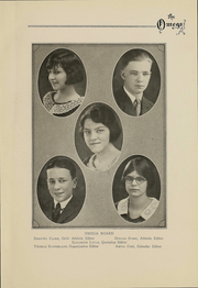Page 8, 1924 Edition, Ann Arbor High School - Omega Yearbook (Ann Arbor, MI) online yearbook collection
