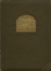 Ann Arbor High School - Omega Yearbook (Ann Arbor, MI) online yearbook collection, 1929 Edition, Page 1