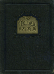 Ann Arbor High School - Omega Yearbook (Ann Arbor, MI) online yearbook collection, 1930 Edition, Page 1