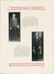 Page 17, 1931 Edition, Ann Arbor High School - Omega Yearbook (Ann Arbor, MI) online yearbook collection