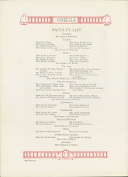Page 18, 1931 Edition, Ann Arbor High School - Omega Yearbook (Ann Arbor, MI) online yearbook collection