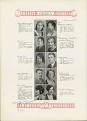 Page 22, 1931 Edition, Ann Arbor High School - Omega Yearbook (Ann Arbor, MI) online yearbook collection