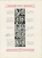 Page 29, 1931 Edition, Ann Arbor High School - Omega Yearbook (Ann Arbor, MI) online yearbook collection