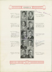 Page 30, 1931 Edition, Ann Arbor High School - Omega Yearbook (Ann Arbor, MI) online yearbook collection