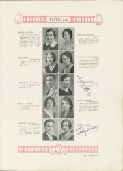 Page 31, 1931 Edition, Ann Arbor High School - Omega Yearbook (Ann Arbor, MI) online yearbook collection