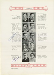 Page 32, 1931 Edition, Ann Arbor High School - Omega Yearbook (Ann Arbor, MI) online yearbook collection